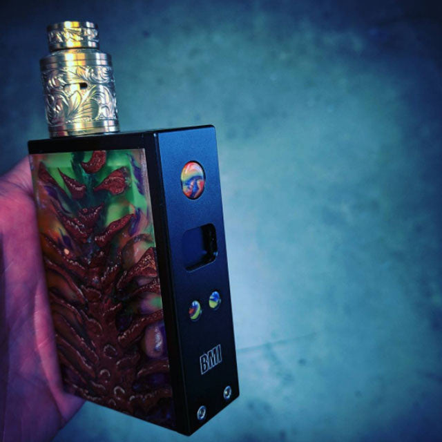 BMI - HYBRID - PINECONE - BMI BOX MOD - VAPE MOD
