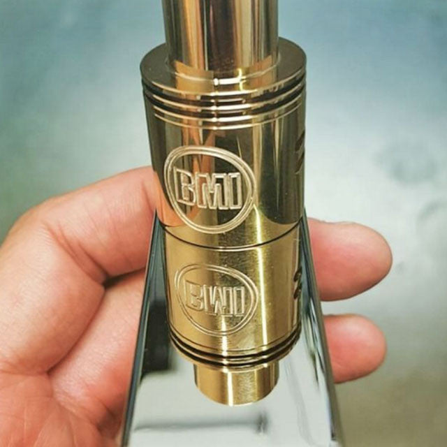 BMI - GOLDIE: The Back 2 Basics RDA Killa 24mm - BMI BOX MOD - VAPE MOD