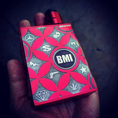BMI - TOUCH - LZR RED - BIG BALLER - BMI BOX MOD - VAPE MOD