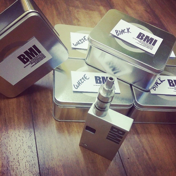 "BMI - BMI V1R2 - LIMITED ""ONE OFF"" - BAD MOFO - BMI BOX MOD - VAPE MOD"