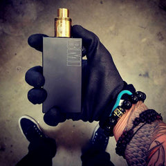 BMI - OKL - Murdered Out Black - BMI BOX MOD - VAPE MOD
