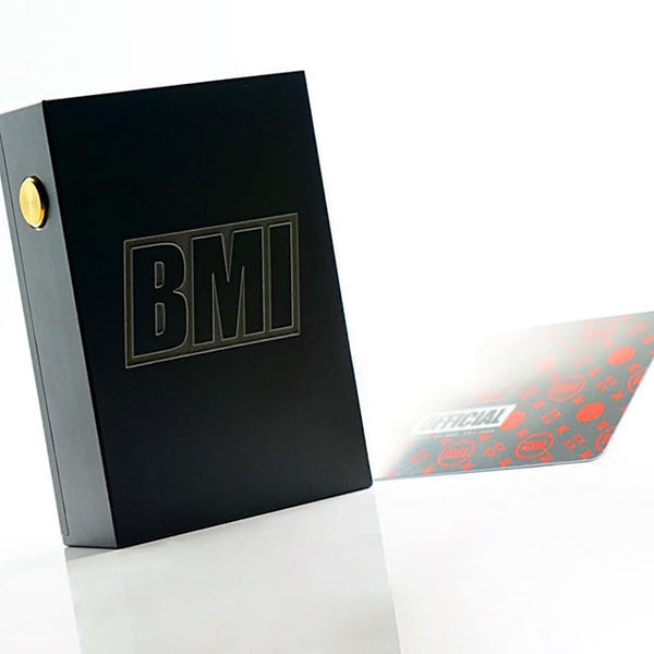 BMI - TOUCH - GRAPHITE MATTE BLACK - SUPREME EDITION - BMI BOX MOD - VAPE MOD