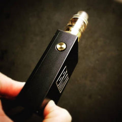 BMI - TOUCH - GRAPHITE MATTE BLACK - SHOTCALLER - BMI BOX MOD - VAPE MOD