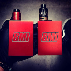 TOUCH - LZR RED - CROWN EDITION - BMI
