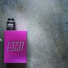 BMI - TOUCH - PURPLE FRESH - CROWN EDITION - BMI BOX MOD - VAPE MOD