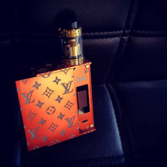 BMI - TOUCH - ELECTRIC ORANGE - LV EDITION - BMI BOX MOD - VAPE MOD