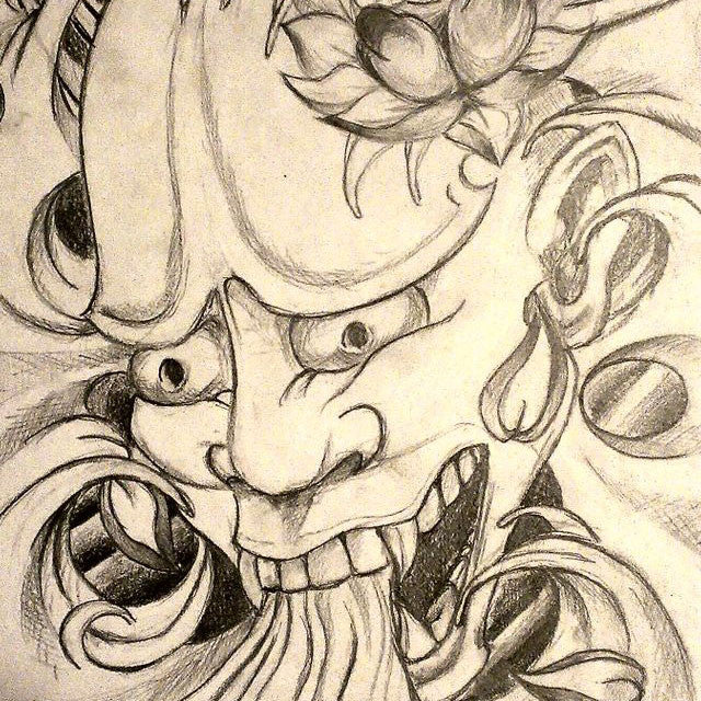 "BMI - BMI V2.5 - ""THE ONE"" HANNYA TATTOO EDITION"