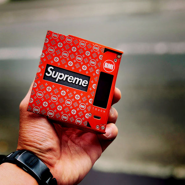 TOUCH - ELECTRIC ORANGE - SUPREME EDITION