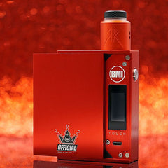 BMI - TOUCH - LZR RED - CROWN EDITION - BMI BOX MOD - VAPE MOD