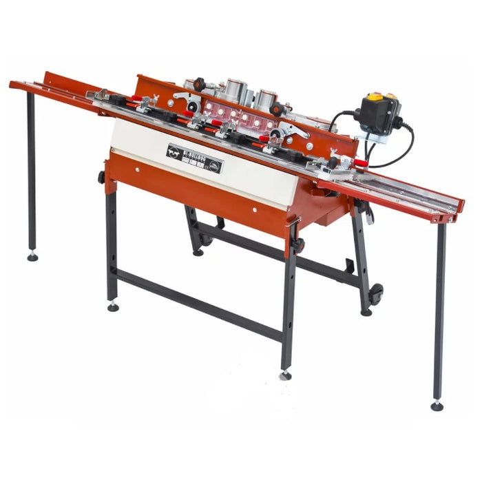 Raimondi Bulldog Profile Machine, Dual Motor
