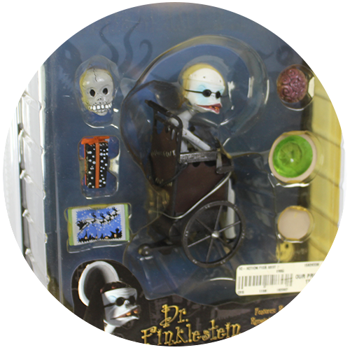 Nightmare Before Christmas Dr. Finklestein