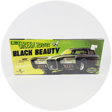 Green Hornet Black Beauty Model Car Kit