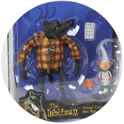 Nightmare Before Christmas Wolfman