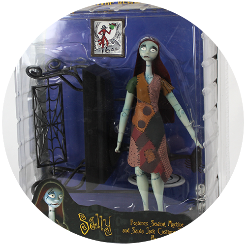 Nightmare Before Christmas Sally