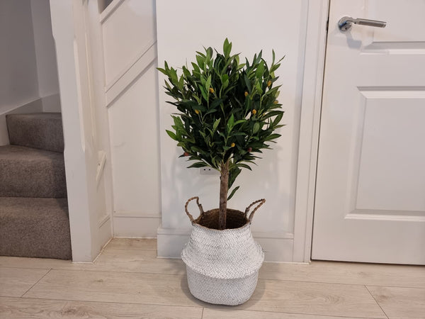artificial olive tree