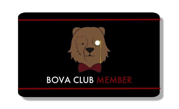 Red Bova Club Membership (Monthly)