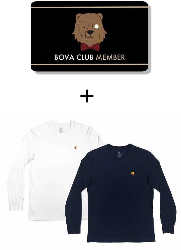 Lifetime Bova Club Membership