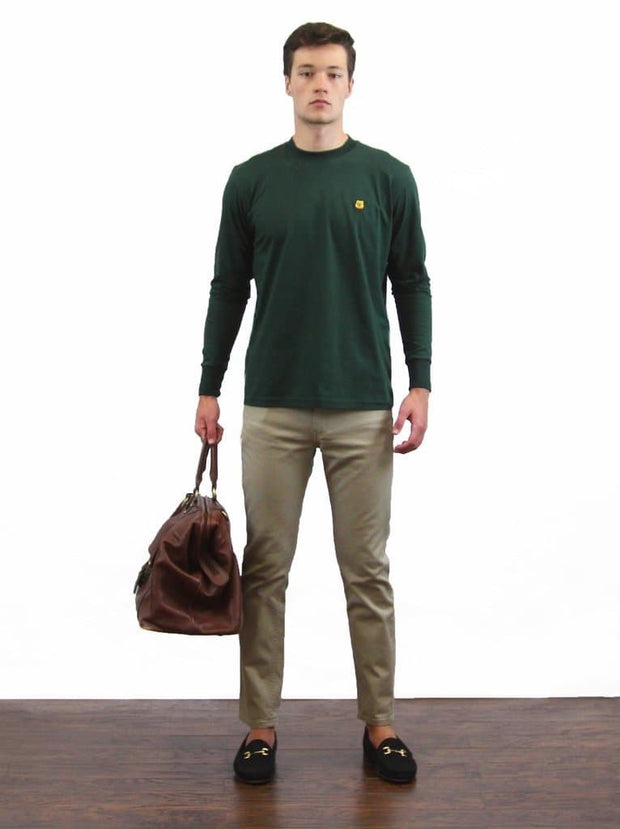 Slim Fit Long Sleeves (4 Tees for $99)