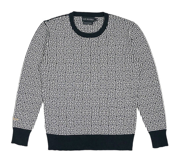 Men's Slim Fit Knit Sweaters