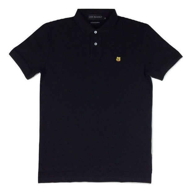 Slim Fit Short Sleeved Polos