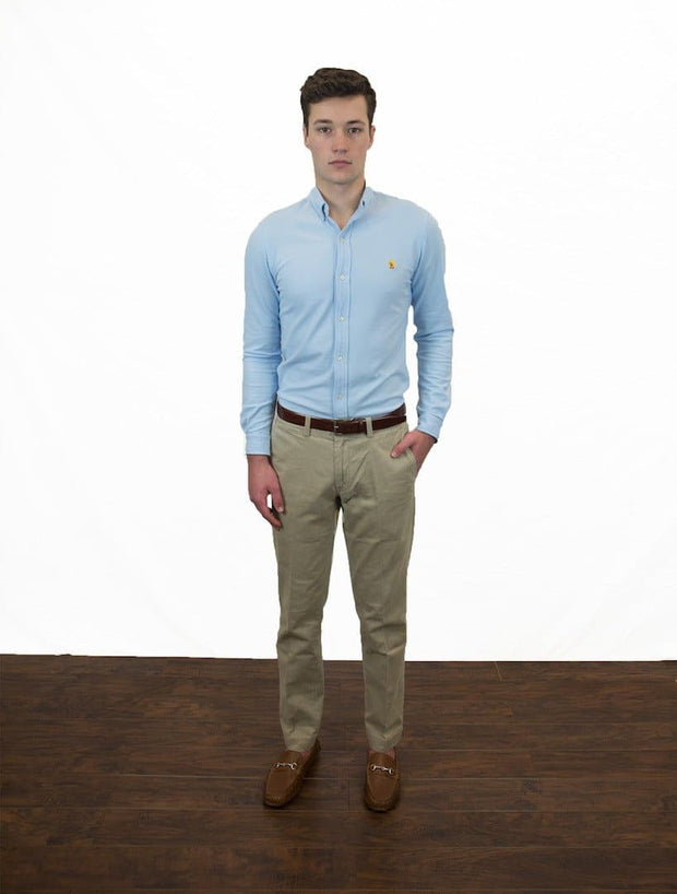 Bova Oxford Shirt - Ian Marko