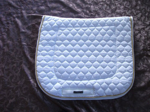 Dressage Saddle Blanket - Standard, Plain