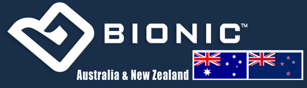 Bionic Gloves Australia and New Zealand