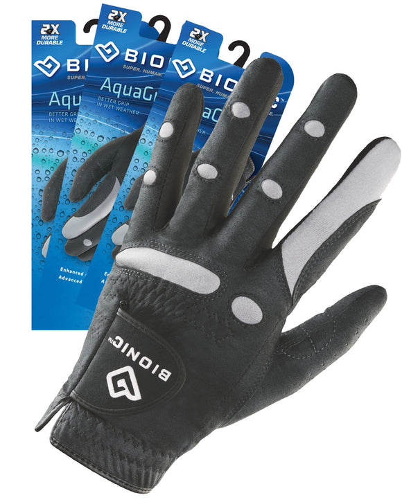 AquaGrip Golf - Mens 3 PACK
