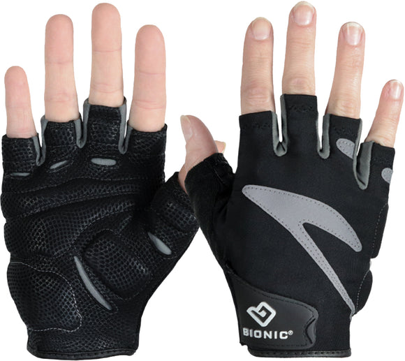 Cycling Half Finger Mens - 2 Pack