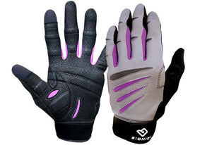 Cross-Fit Womens Full Finger - 2 Pack