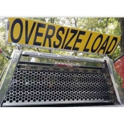 Three Position Folding Overhead Sign Assembly (sign sold separately)