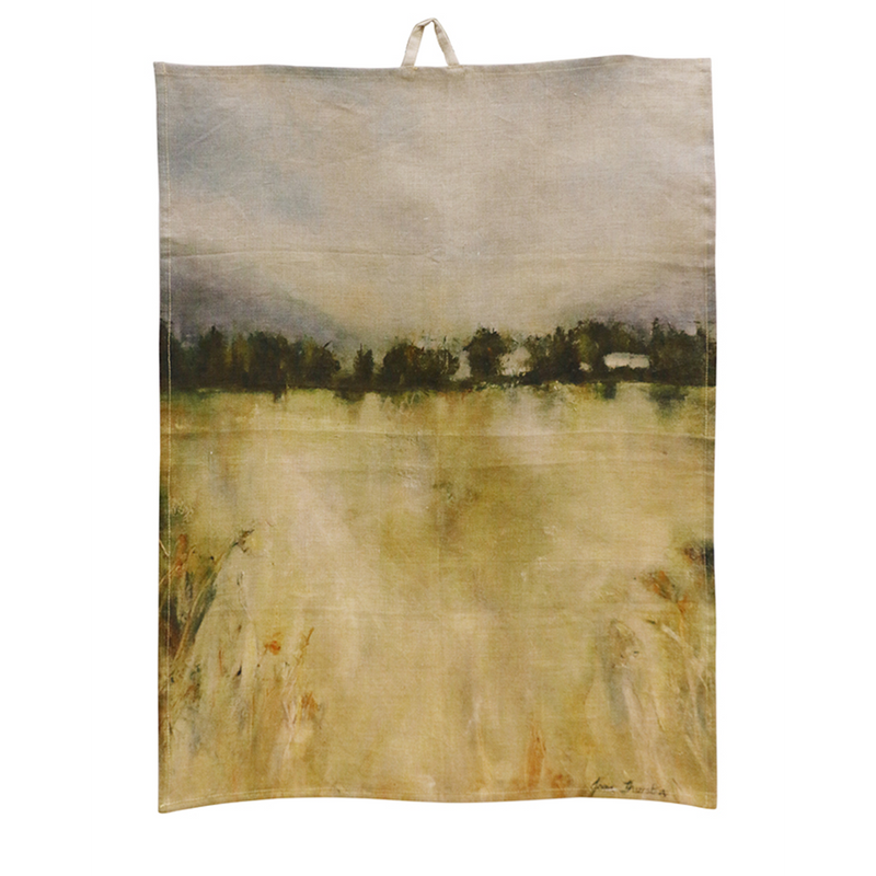 Harvest 100% Linen Tea Towel