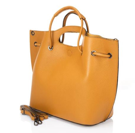 Italian Leather Markese Handbag