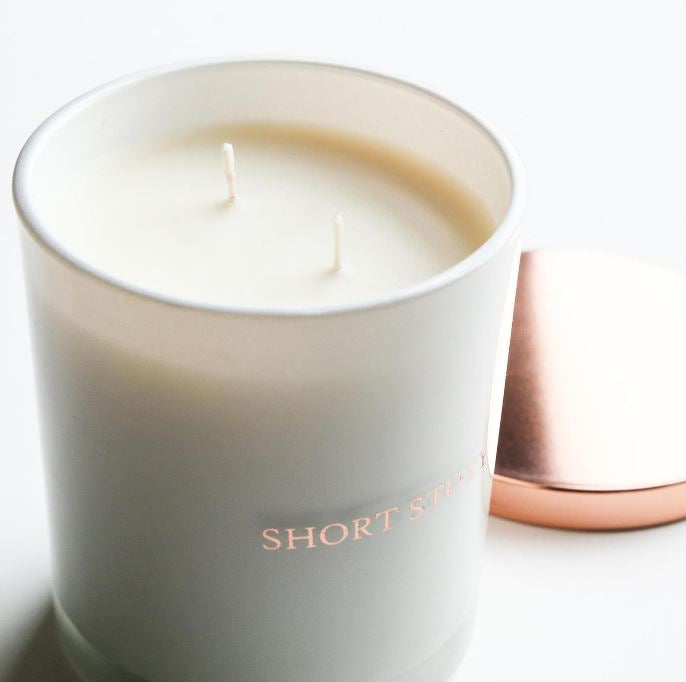 Amelia Soy Candle by Short Storey (60hr)