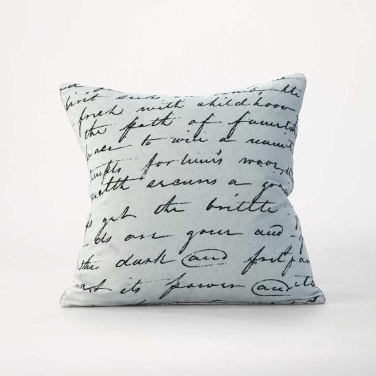 Love Poem Cushion