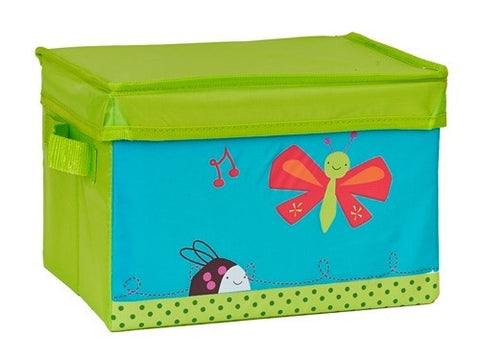 Neo Geo: Kids   Storage Box With Cover Spring   Small