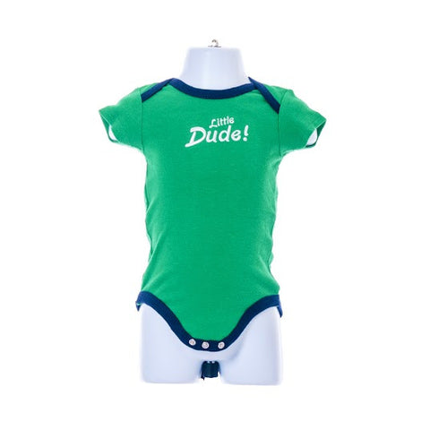 Boy's Luvable Friend's Little Dude Bodysuit