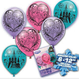 "Disney Frozen 12"" Latex Balloons"