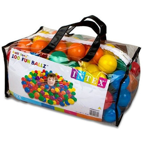 Intex Ball Toys 100 Fun Ballz