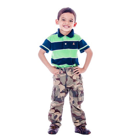 Boy's Oshkosh B'gosh Army Pants