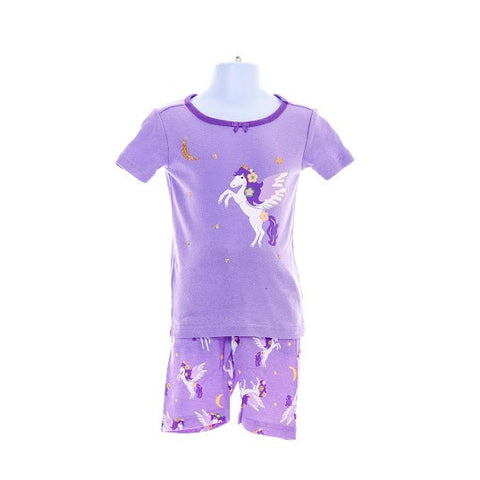 Girl's Gymboree Short Sleeve Sleepwear Unicorn Design