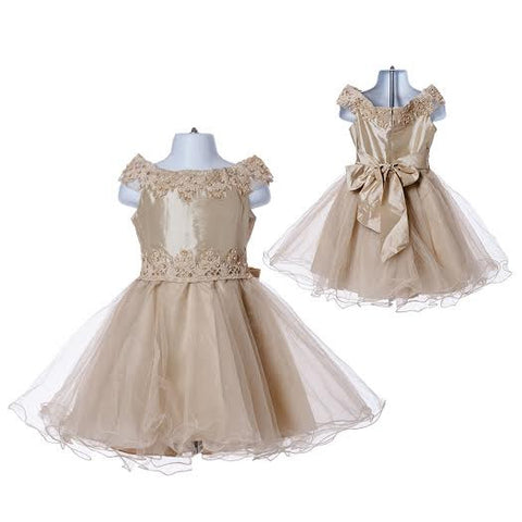 Girl's Princess Dress Flower Girl's