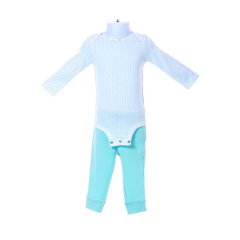 Girl's Carter's Bodysuit and 1 pants Owl Design set/3 pieces