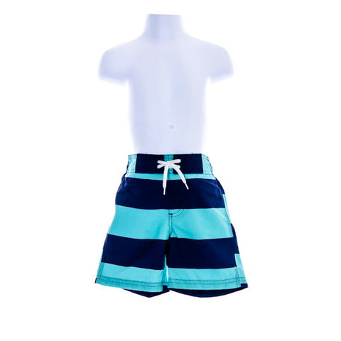 Boy's Gymboree UPF 50+ Hammerhead Shark Swimming Shorts
