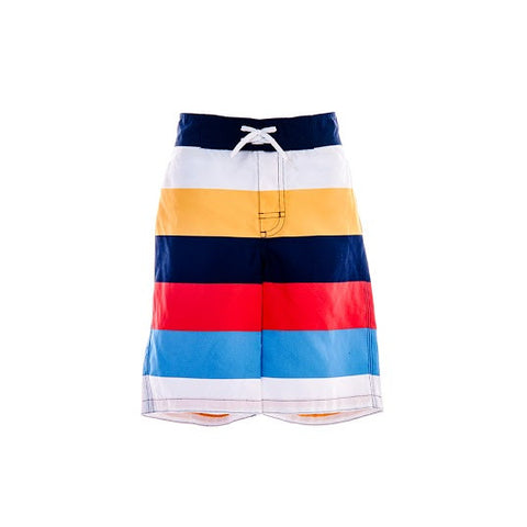 Boy's Gymboree Striped Swimming Shorts