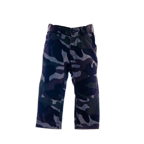 Boy's Oshkosh B'gosh Camo Pants