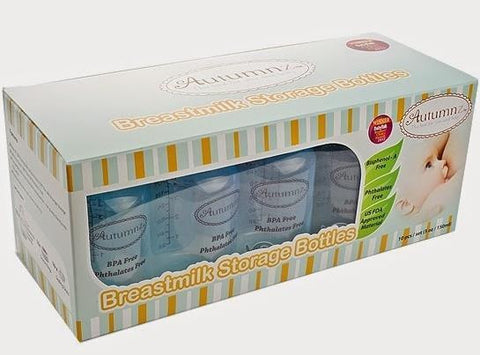 Autumnz - Breastmilk Storage Bottles (10 btls)