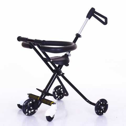 Magic stroller soft seat