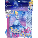 Disney CInderella Party Favor Pack (48 Pieces)
