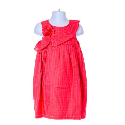 Girl's Gymboree Plain Sleeveless Dress Corsage